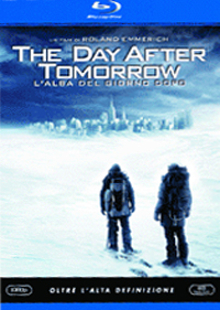 copertina di Day After Tomorrow, The - L'alba del giorno dopo