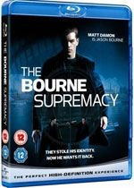copertina di Bourne Supremacy, The