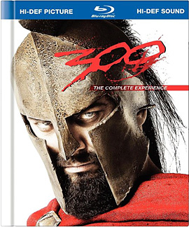 copertina di 300 - The Complete Experience (Digibook)