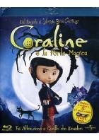copertina di Coraline e la Porta Magica