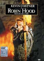 copertina di Robin Hood - Principe dei ladri