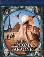 copertina di Adèle e l'enigma del faraone