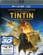 copertina di Avventure di Tintin, Le - Il segreto dell'Unicorno 3D