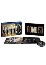 007 Bond 50 - Monsterbox (23 Blu-Ray Disc)
