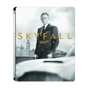 copertina di 007 - Skyfall - Steelbook