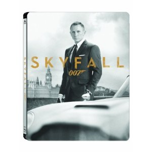 007 - Skyfall - Steelbook