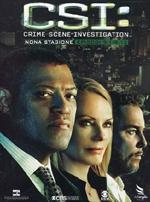 copertina di C.S.I. - Scena del Crimine - Stagione 9 - parte 1