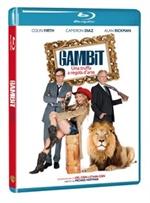 copertina di Gambit - Una truffa a regola d'arte