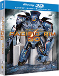 copertina di Pacific Rim - Limited Edition Robot Pack (Exclusive to Amazon.co.uk) [Blu-ray 3D + Blu-ray + UV Copy]