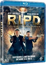 copertina di R.I.P.D. - Poliziotti dell'Aldilà