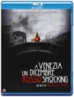 copertina di A Venezia…un dicembre rosso shocking