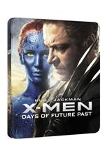 copertina di X-Men - Giorni di un futuro passato - Future Pack (bd 3D + bd - Metal Box)