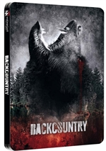 copertina di Backcountry - Limited Edition (Blu-Ray Disc - SteelBook)