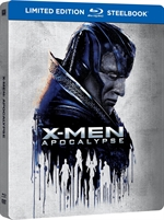 copertina di X-Men - Apocalisse - Limited Edition (SteelBook)