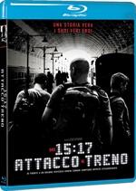 copertina di 15:17 Attacco al treno