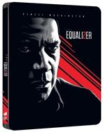 copertina di Equalizer, The - Senza perdono (bd+bonus disc-Steelbook)