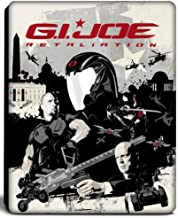 copertina di G.I. Joe - La vendetta (bd+dvd-steelbook)(G.I. Joe : Conspiration)