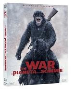 copertina di War, The - Il pianeta delle scimmie (3dbd+bd)