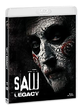 copertina di Saw: Legacy ( Con Card Tarocco )