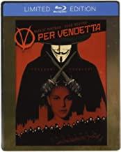 copertina di V per Vendetta (steelbook)