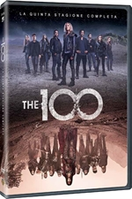 copertina di 100, The - Stagione 5