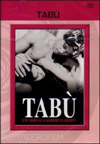 copertina di Tabù