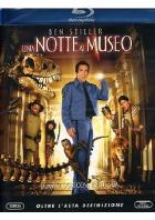 copertina di Notte al museo, Una