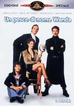 copertina di Pesce di nome Wanda, Un (Edizione speciale)