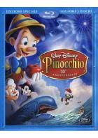 copertina di Pinocchio
