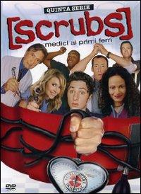 copertina di Scrubs - Stagione 5