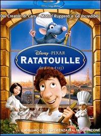 copertina di Ratatouille