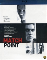 copertina di Match Point