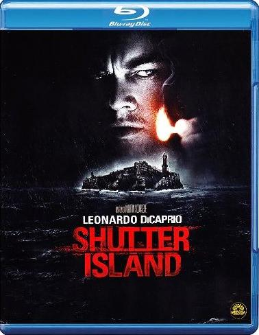 copertina di Shutter Island