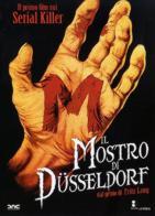 copertina di M - Il mostro di Düsseldorf