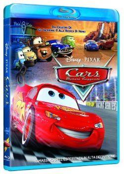 copertina di Cars - Motori ruggenti