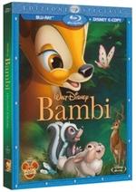 copertina di Bambi
