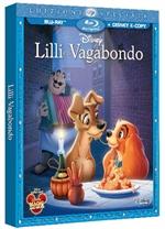 copertina di Lilli e il vagabondo