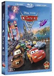 copertina di Cars 2