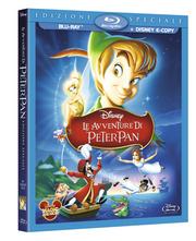 copertina di Avventure di Peter Pan, Le