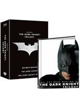 copertina di Cavaliere oscuro, Il - Trilogy