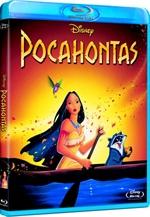 copertina di Pocahontas