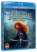 copertina di Ribelle - The Brave