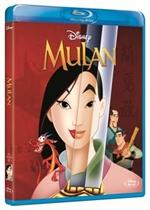 copertina di Mulan