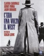copertina di C'era una volta il West