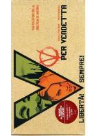 copertina di V per Vendetta - Edizione da Collezione