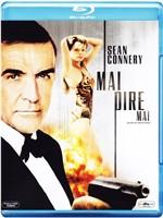 copertina di 007 Mai dire Mai