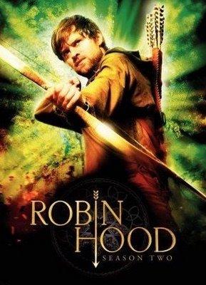 copertina di Robin Hood - Stagione 2