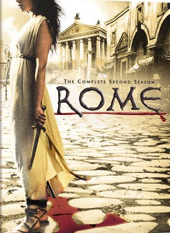 Roma - Stagione 2 [Completa] (2007) .avi DVDRip MP3 - ITA