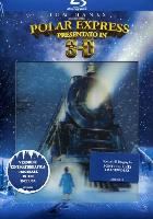 copertina di Polar Express Presentato in 3-D