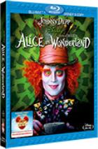 copertina di Alice in Wonderland